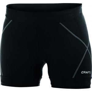 Dámské cyklokalhoty Craft AB Hot Pants černá