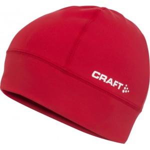 Čepice Craft Light Thermal červená