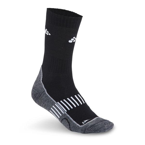 c070a99e861 Ponožky Craft Active Training 2 pack černá