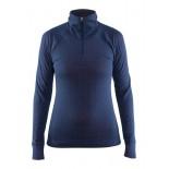 Dámské triko Craft Nordic Wool modrá