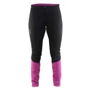 Dámské kalhoty Craft Storm 2.0 černá s růžovou
