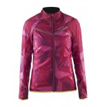 Dámská bunda Craft Featherlight růžová
