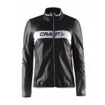 Pánská bunda Craft Featherlight černá s bílou
