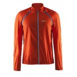 Pánská bunda - vesta Craft X-Over Convert oranžová