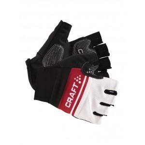 Pánské rukavice Craft Classic černá s červenou
