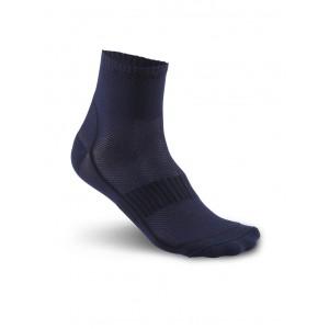 Ponožky Craft Cool Training 2-pack modrá a bílá