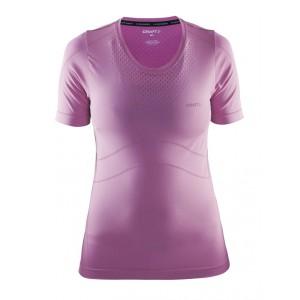 Dámské triko Craft Seamless světle růžová