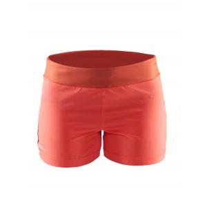 Dámské šortky Craft Joy oranžová reflexní
