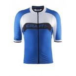 Pánský cyklodres Craft Gran Fondo modrá