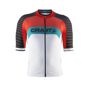 Pánský cyklodres Craft Gran Fondo vícebarevná