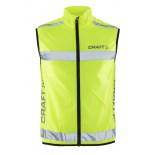 Vesta Craft Safety Vest unisex žlutá reflexní
