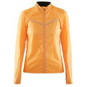 Dámská bunda Craft Featherlight oranžová