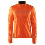 Pánská bunda Craft Featherlight oranžová