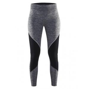 Dámské kalhoty Craft Cover Thermal šedá melír
