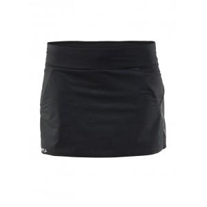 Dámská sukně Craft Cover Warm černá