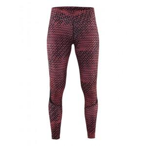 Dámské kalhoty Craft Brekaway Tights černá s růžovou