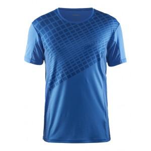 Pánské triko Craft Focus Mesh modrá