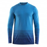 Pánské triko Craft Wool Comfort modrá