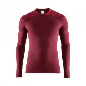 Pánské triko Craft Warm Intensity červená