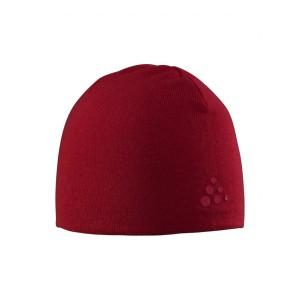 Čepice Craft Power červená