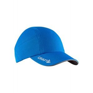 Kšiltovka Craft Running modrá