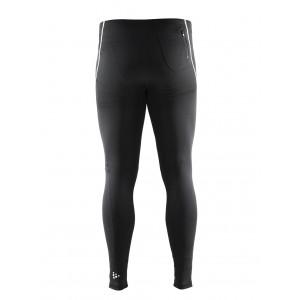 Pánské kalhoty Craft Mind Tights černá s bílou