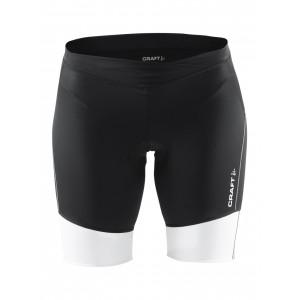 Dámské cyklokalhoty Craft Velo Shorts černá s bílou