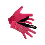 Rukavice Craft Brilliant 2.0 Thermal růžová