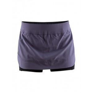 Dámská sukně Craft Pep fialová