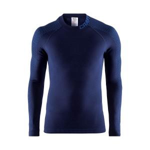 Pánské triko Craft Warm Intensity modrá