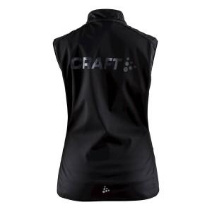 Dámská vesta Craft Warm černá
