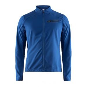 Pánská bunda Craft Breakaway modrá