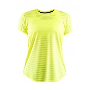 Dámské triko Craft Breakaway Two žlutá reflexní