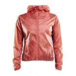 Dámská bunda Craft Breakaway Light Weight růžová lososová