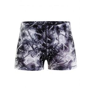 Dámské šortky Craft Eaze Hot černá s bílou
