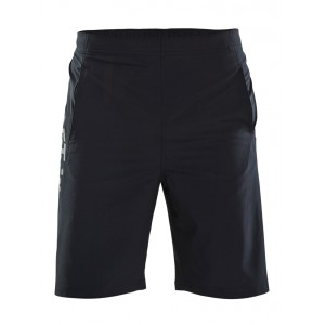 Pánské šortky Craft Deft Stretch černá