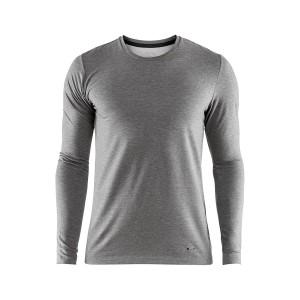 Pánské triko Craft Essential Warm šedá