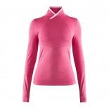 Dámské triko Craft Fuseknit Comfort Wrap růžová