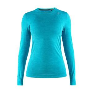 Dámské triko Craft Fuseknit Comfort modrá tyrkysová
