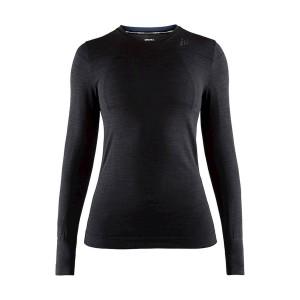 Dámské triko Craft Fuseknit Comfort černá