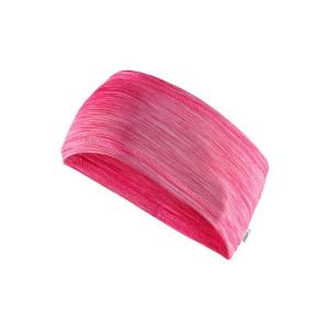 Čelenka Craft Melange růžová melír