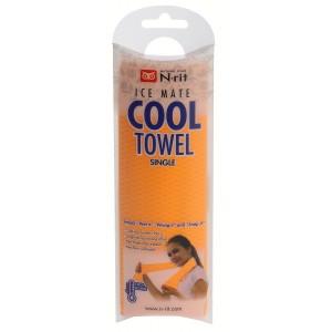 Cool Towel single chladivý ručník oranžová
