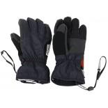 Nordblanc dětské rukavice černá