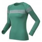 Dámské triko Odlo Warm Olympics zelená