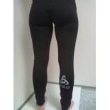 Pánské kalhoty Odlo Active Run Long černá
