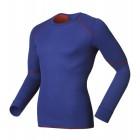 Pánské triko Odlo X-Warm modrá