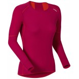 Dámské triko Odlo X-Warm růžová new