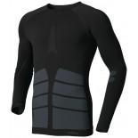 Pánské triko Odlo Warm Evolution černá