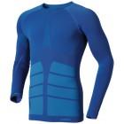 Pánské triko Odlo Warm Evolution modrá
