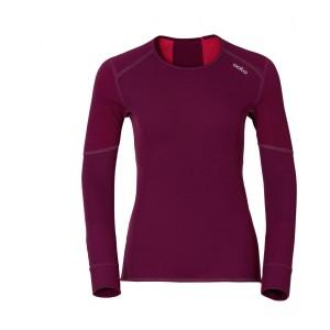 Dámské triko Odlo X-Warm fialová